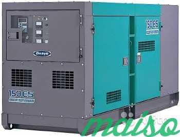 Аренда дизельного генератора 100 кВт в Энергоснаб в Москве. Фото 1