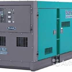 Аренда дизельного генератора 100 кВт в Энергоснаб