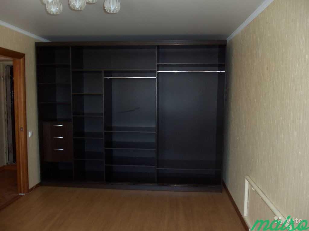 Встроенный шкаф в Москве. Фото 3