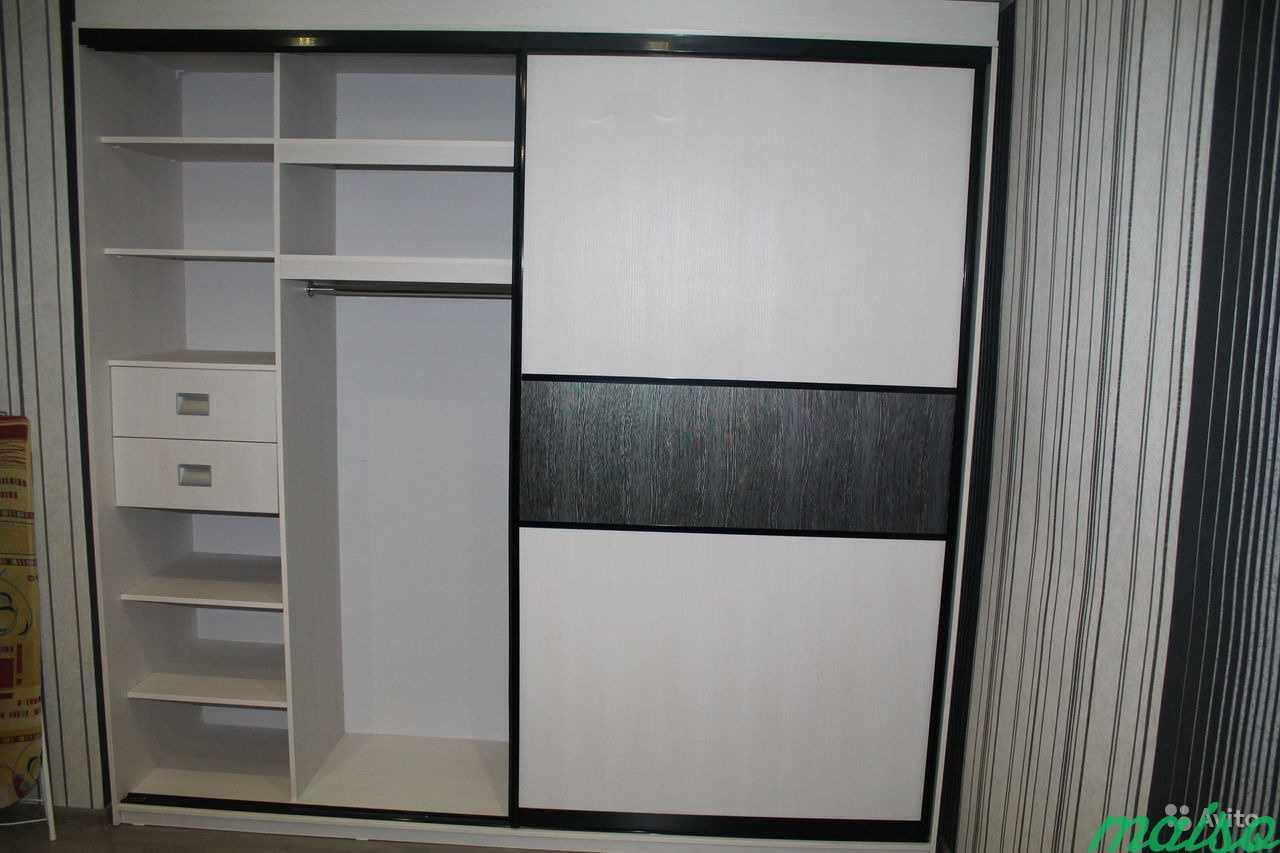 Встроенный шкаф в Москве. Фото 1
