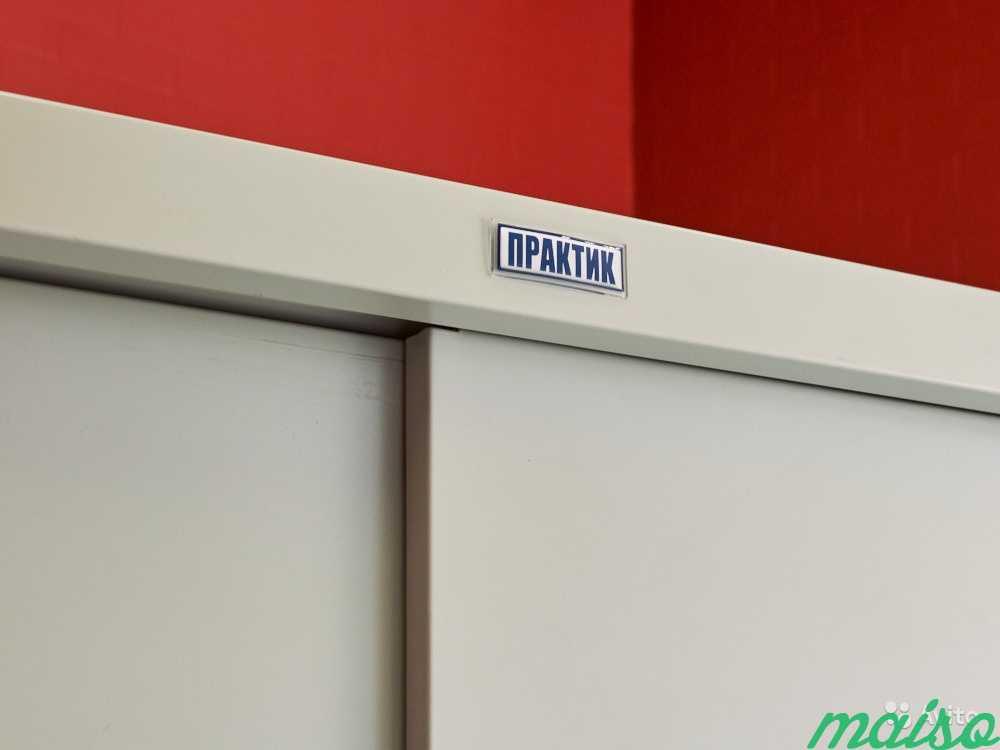 Шкаф металлический Практик в Москве. Фото 6