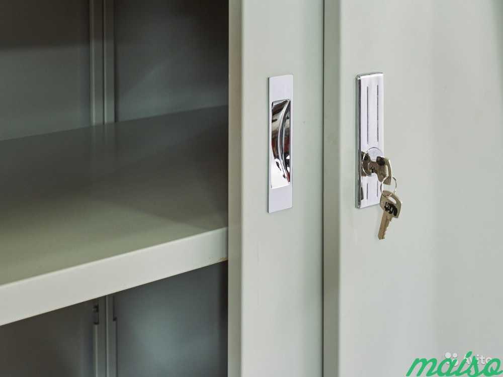 Шкаф металлический Практик в Москве. Фото 7