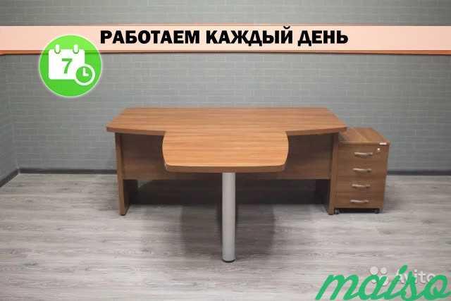 Стол руководителя бу в Москве. Фото 1