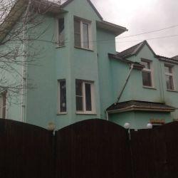 Продамдом 3-этажныйдом250 м²(брус)на участке20 сот.,Волоколамское шоссе,18 км до города