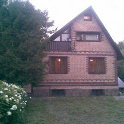 Сдам дом 2-этажный дом 117 м² ( брус ) на участке 40 сот. , Новорижское шоссе , 55 км до города