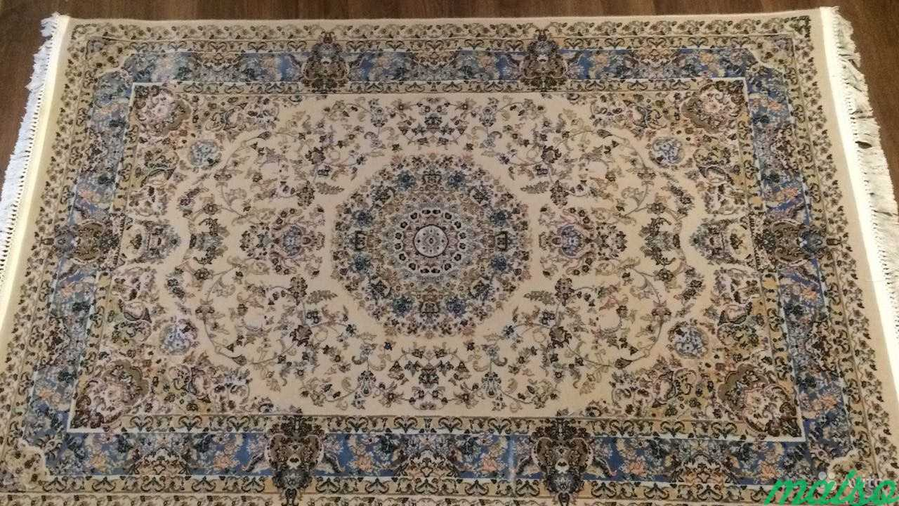 Иранский ковер Машхад 1.2 x 1.8 в Москве. Фото 1