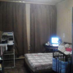 Продам комнату Комната 22.5 м² в 3-к квартире на 5 этаже 5-этажного кирпичного дома