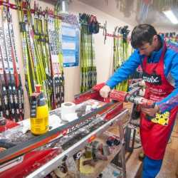 Лыжный сервис,подготовка cноубордов и лыж к гонкам