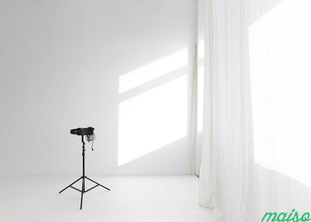 Двухуровневая фотостудия на павелецкой