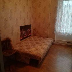Сдам комнату Комната 10 м² в 2-к квартире на 1 этаже 12-этажного панельного дома
