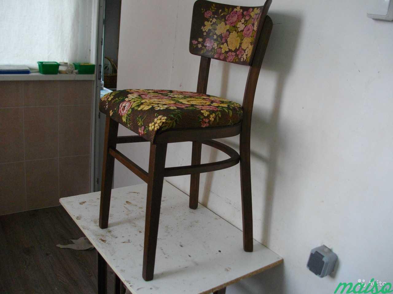 Венский стул Дачная жизнь в Москве. Фото 5
