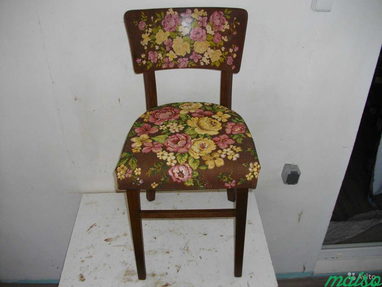 Венский стул Дачная жизнь в Москве. Фото 1