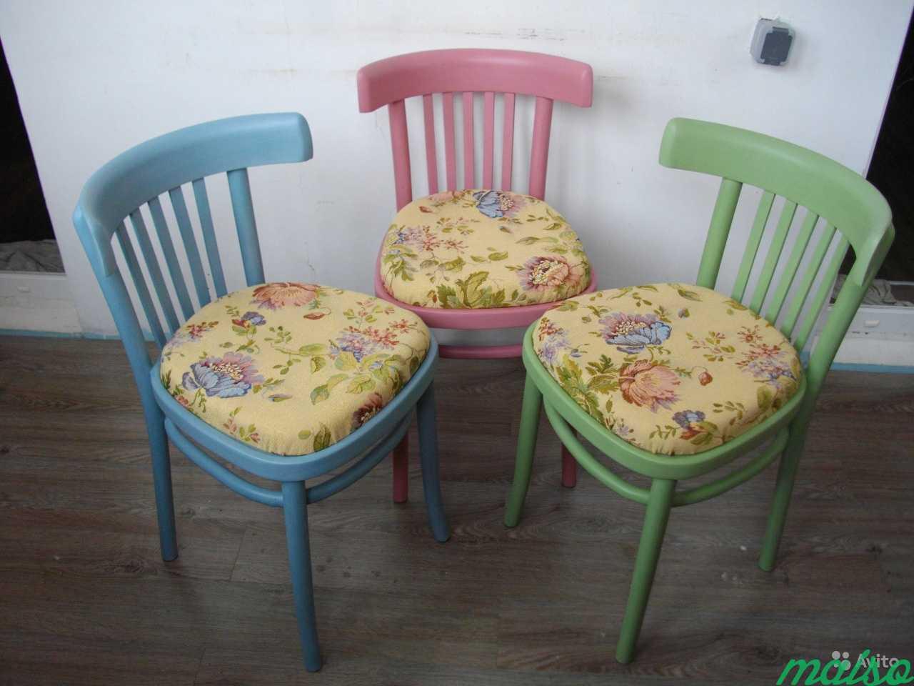 Венский стул Дачная жизнь в Москве. Фото 8
