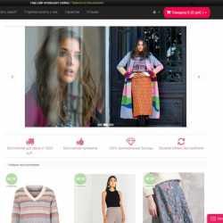 Интернет-магазин женск. одежды. Доход от 120 т.р