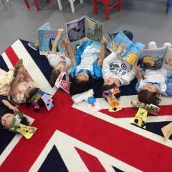 Прибыльный английский детский сад в Куркино
