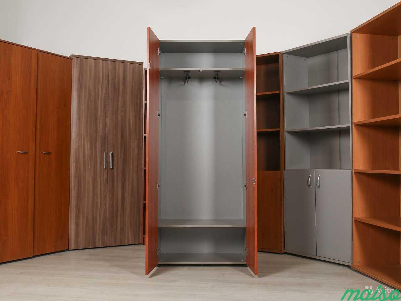 Шкаф офисный, для одежды в Москве. Фото 2