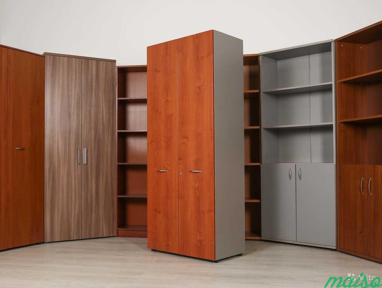 Шкаф офисный, для одежды в Москве. Фото 3