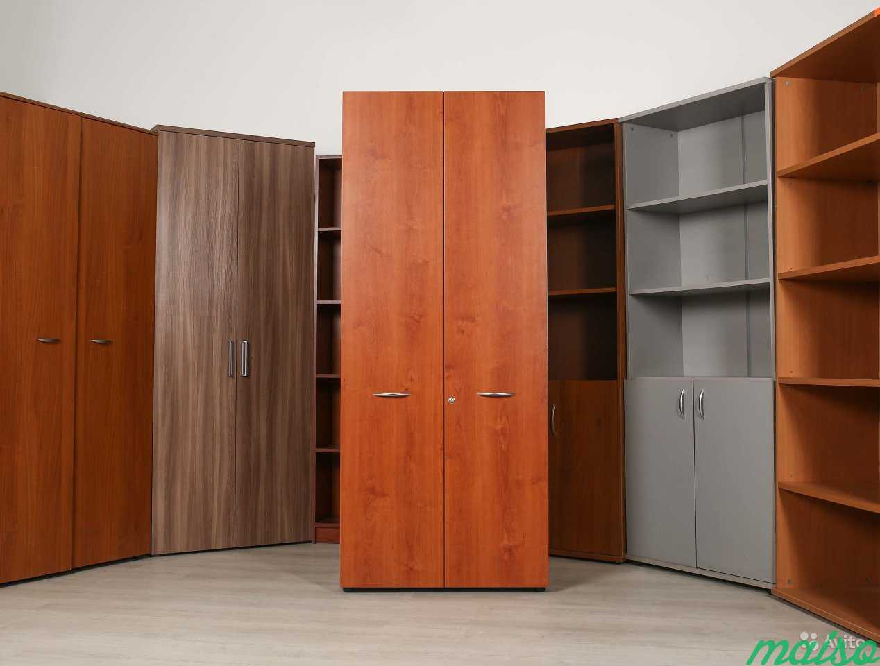 Шкаф офисный, для одежды в Москве. Фото 1