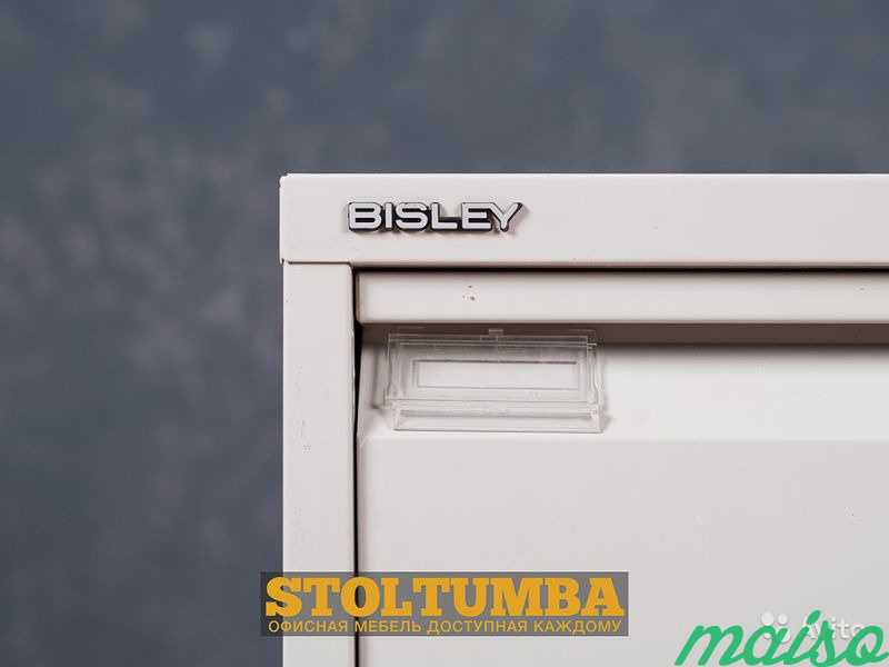 Шкаф металлический 0242-03019 картотека bisley в Москве. Фото 5