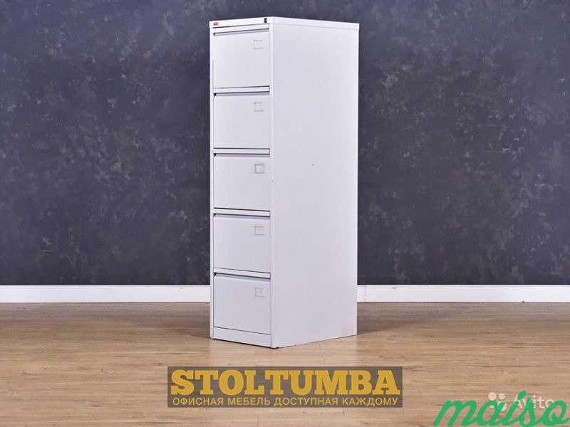 Шкаф металлический картотека пакс 0245-0219 в Москве. Фото 2