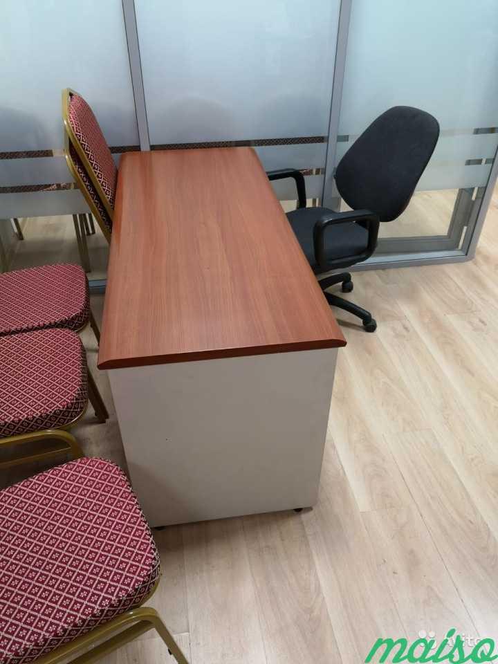 Переговорный стол / офисные столы в Москве. Фото 1
