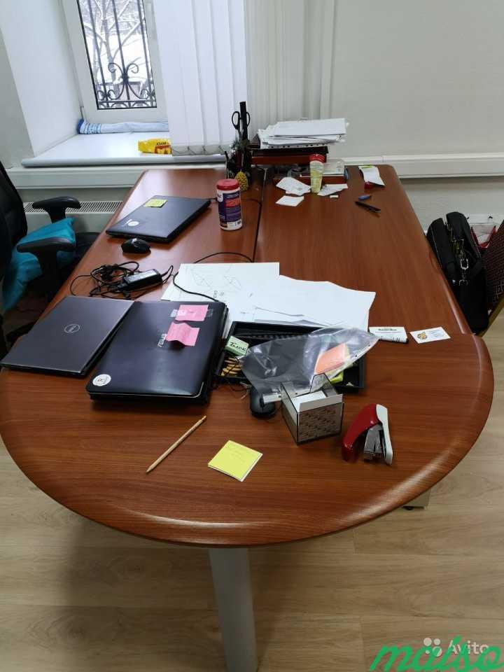 Переговорный стол / офисные столы в Москве. Фото 2