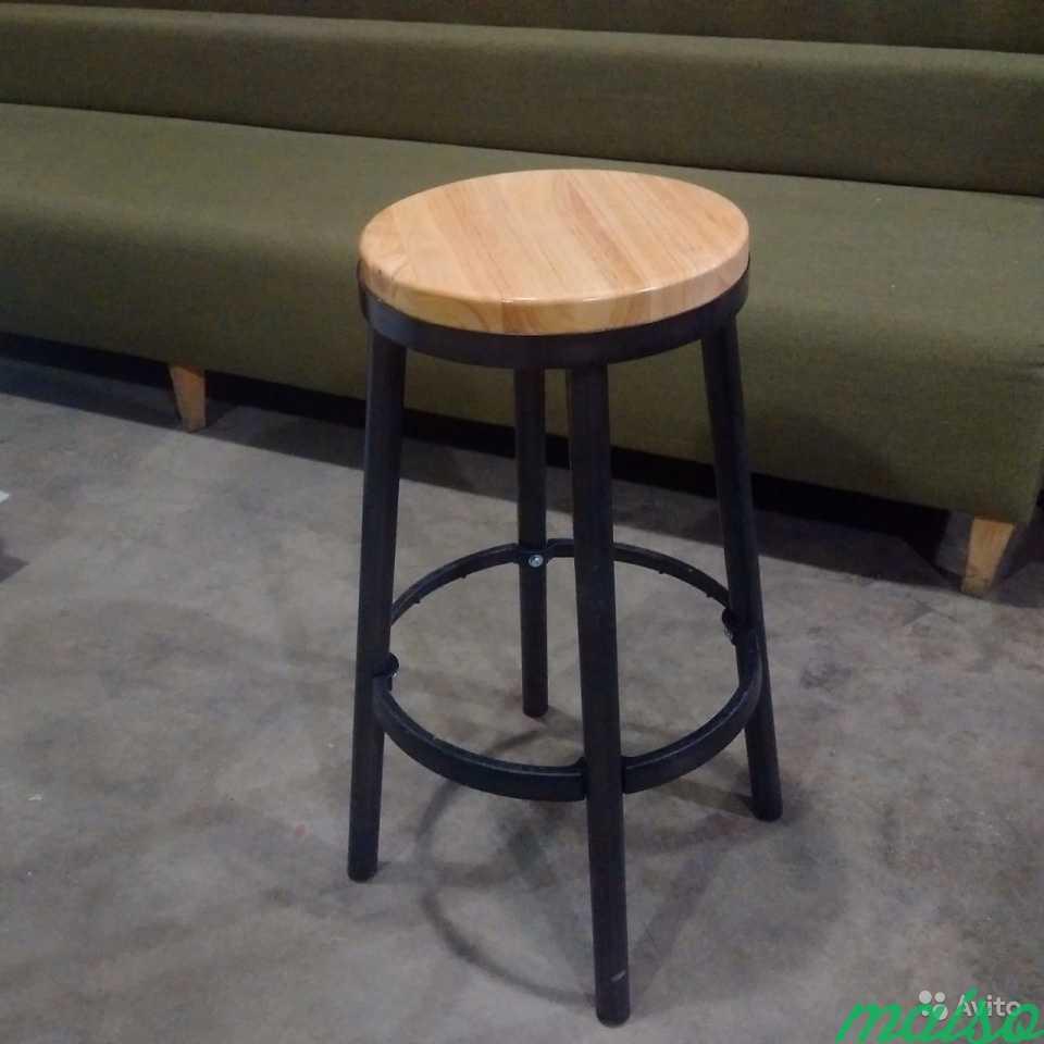 Барный стул, 4 шт в Москве. Фото 1