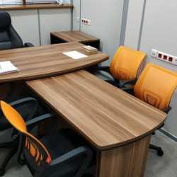 Офисная мебель (кабинет руководителя) Б/У