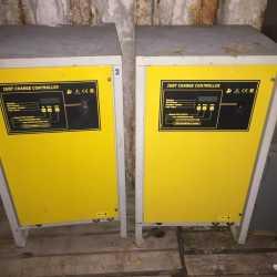 Battery Charger CBC 100-50 Bassi зарядное устойсво