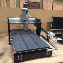Фрезерный станок чпу(CNC Router) 660х400