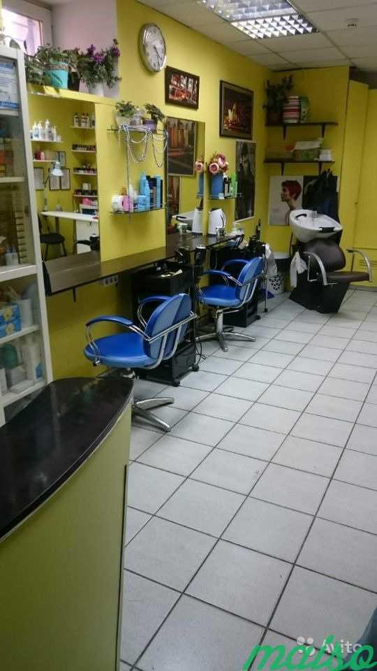 Парикмахерское кресло в Москве. Фото 1
