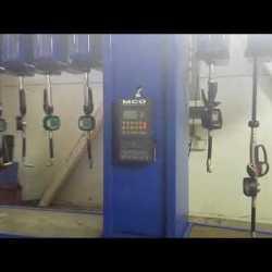 Система раздачи масла MCO System Piusi 8 распредел