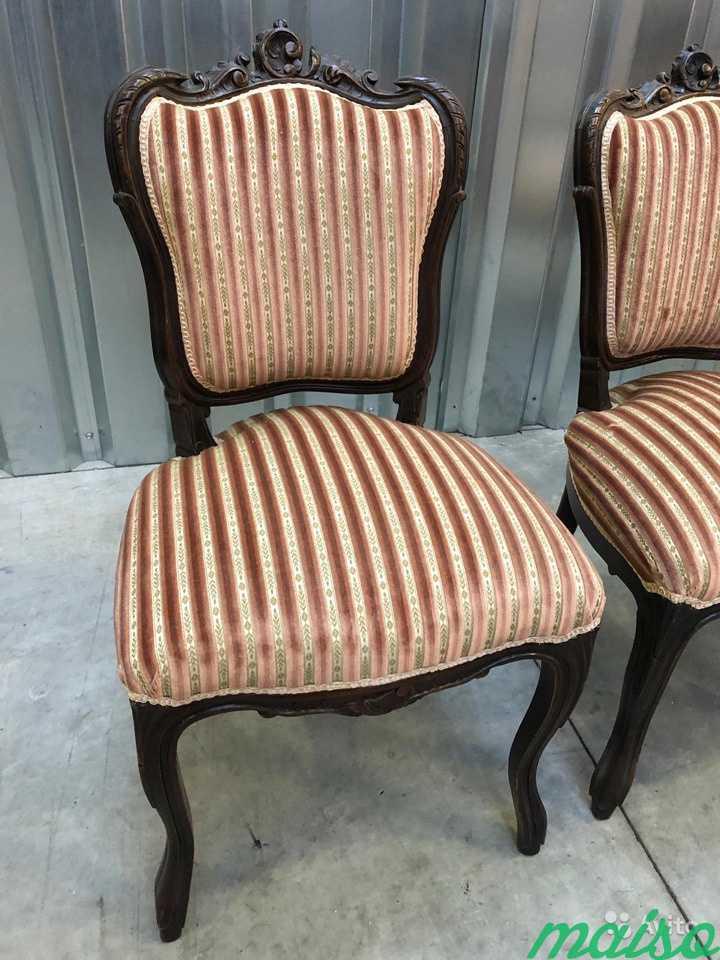 Комплект мебели.Кресло.стол.диван.Антиквариат.Евро в Москве. Фото 3