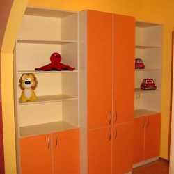 Шкаф Апельсин 51 в детскую