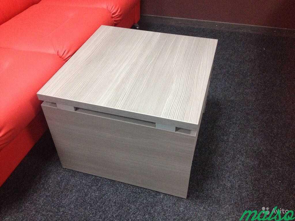 Чайный столик состояние нового стол в Москве. Фото 2