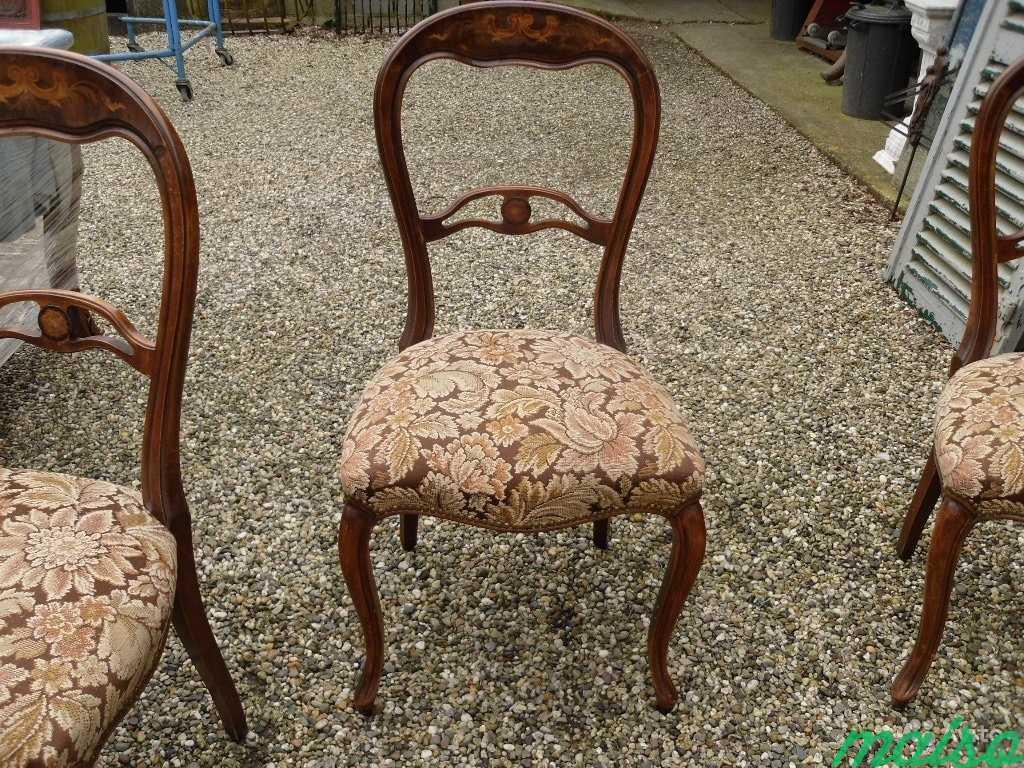 Стол + 4 стула в Москве. Фото 4