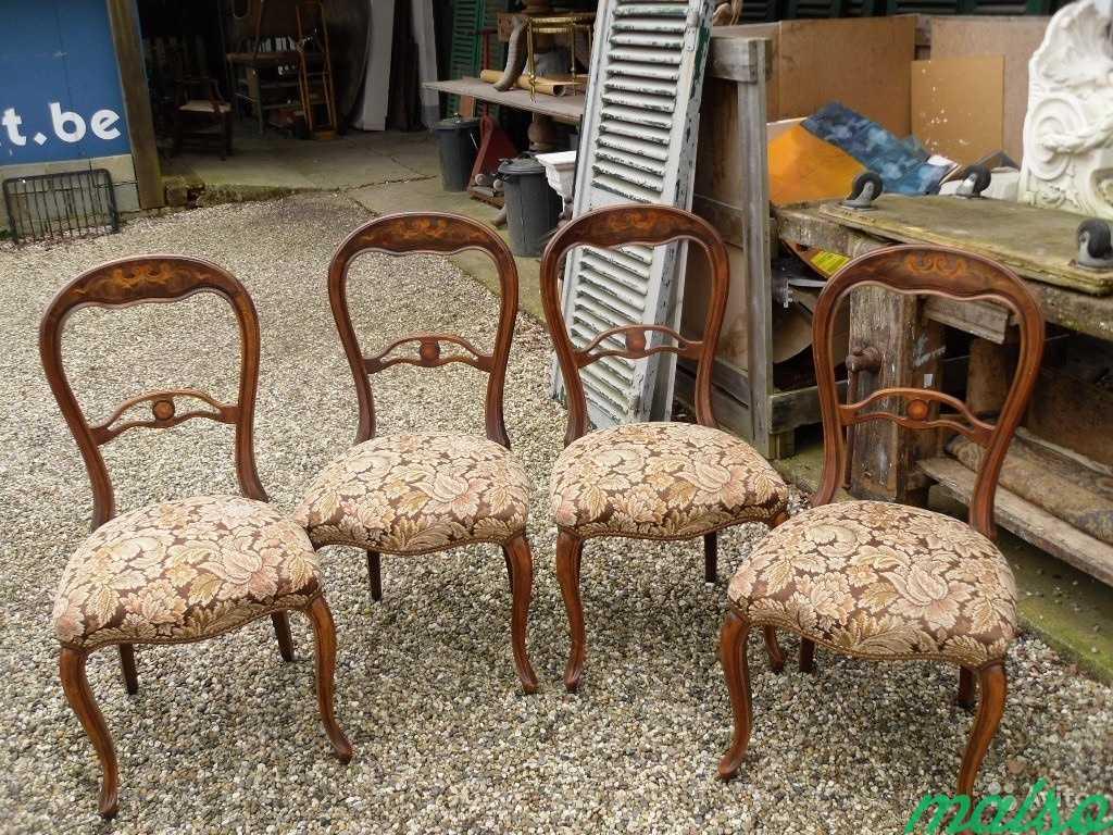 Стол + 4 стула в Москве. Фото 2
