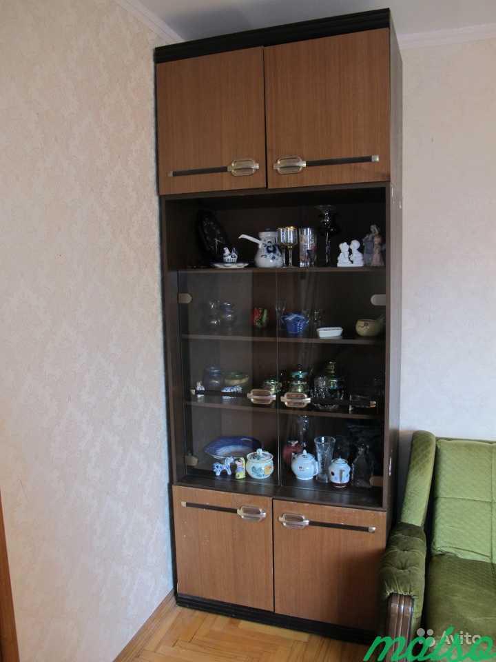 Мебельная стенка симпо + диван и кресла (Югослав.) в Москве. Фото 4