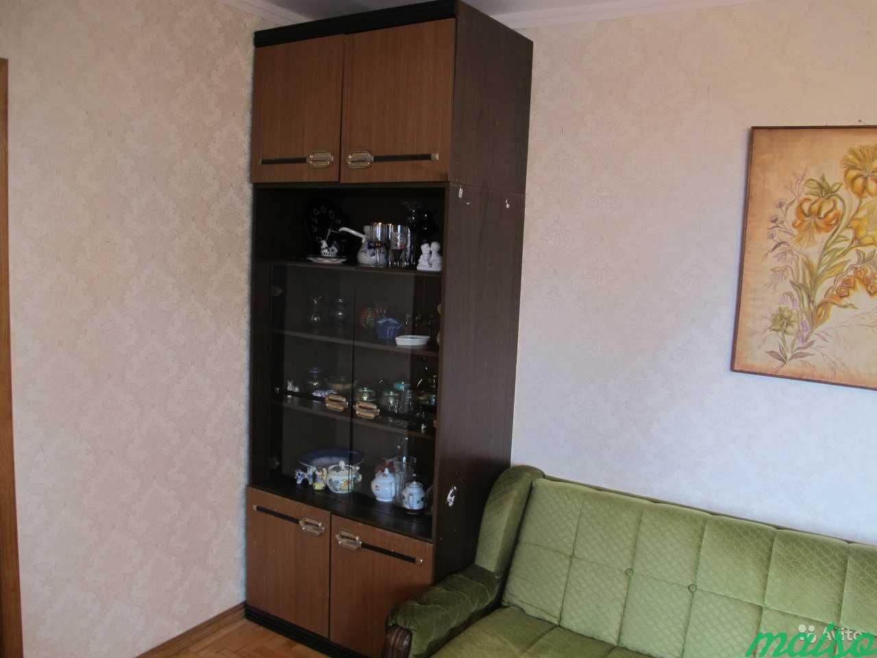 Мебельная стенка симпо + диван и кресла (Югослав.) в Москве. Фото 3