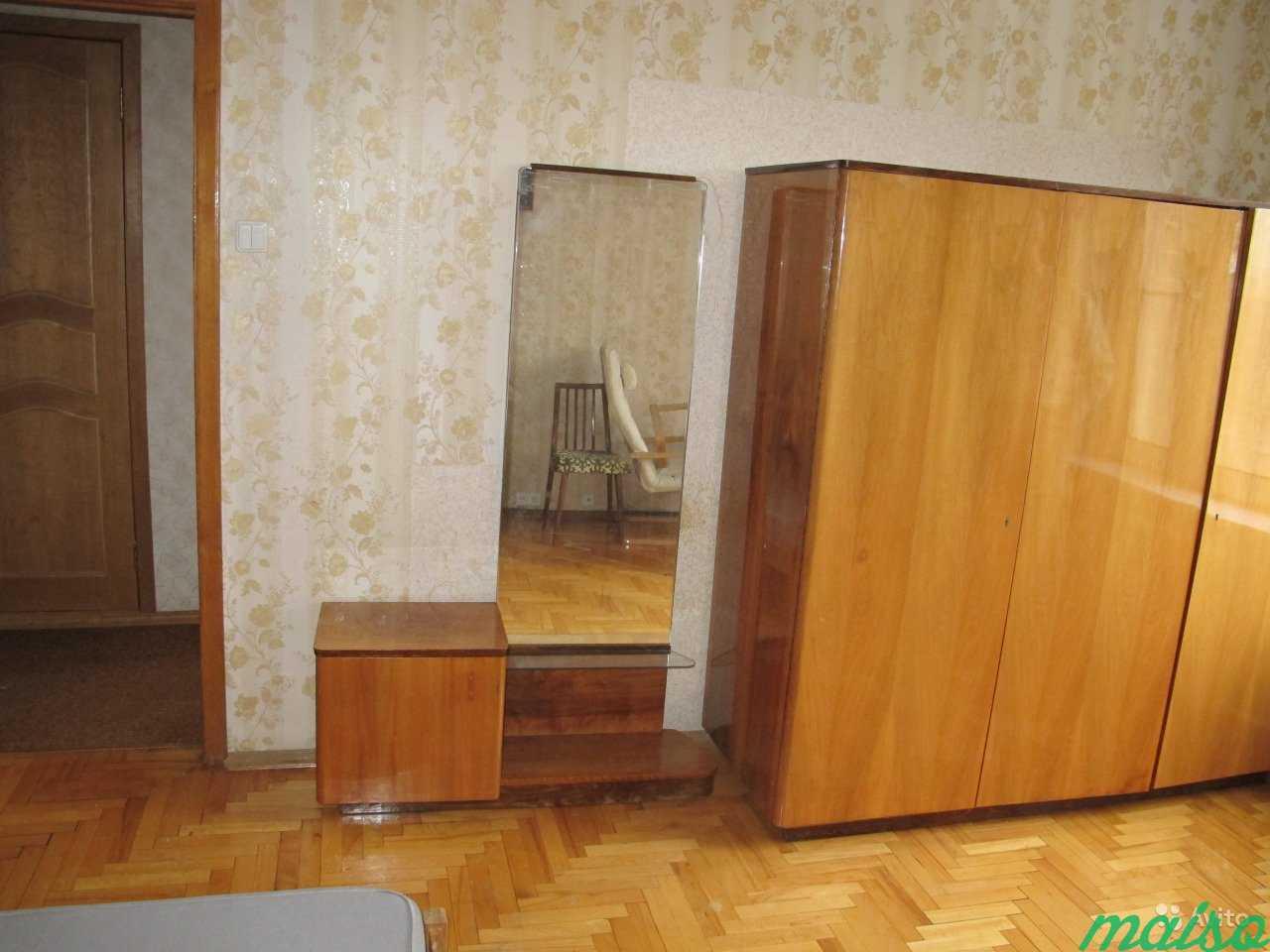 Шкаф и трюмо для спальной комнаты (Польша) в Москве. Фото 4