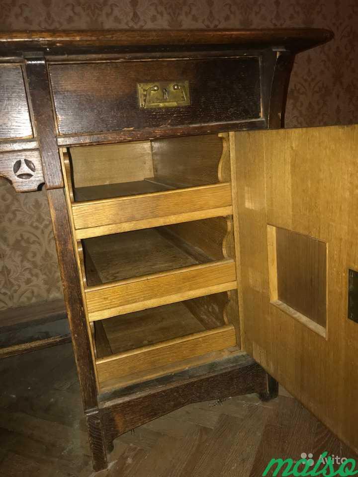 Стол антикварный в Москве. Фото 7