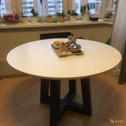 Loft Обеденный круглый стол