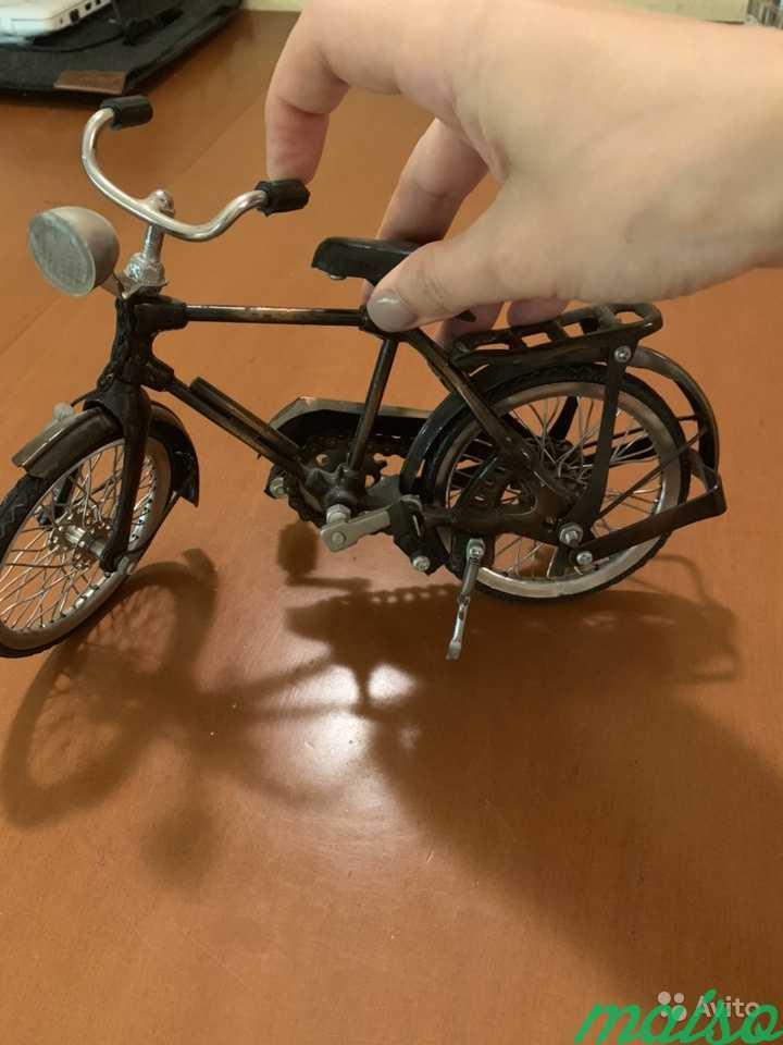 Фигурка велосипед в Москве. Фото 1
