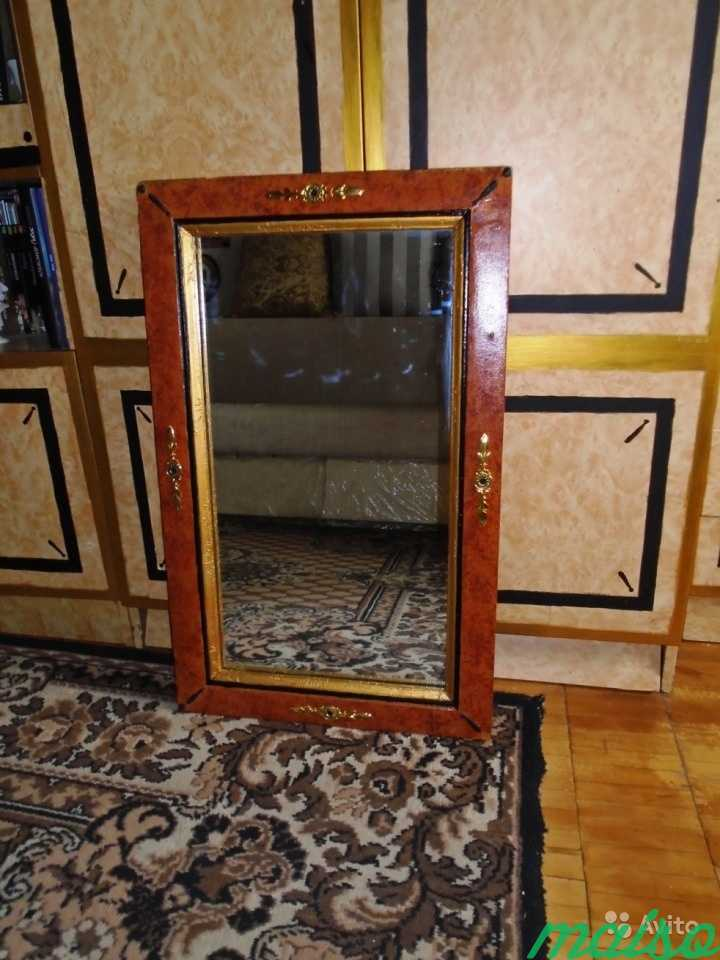 Старинное зеркало в Москве. Фото 3