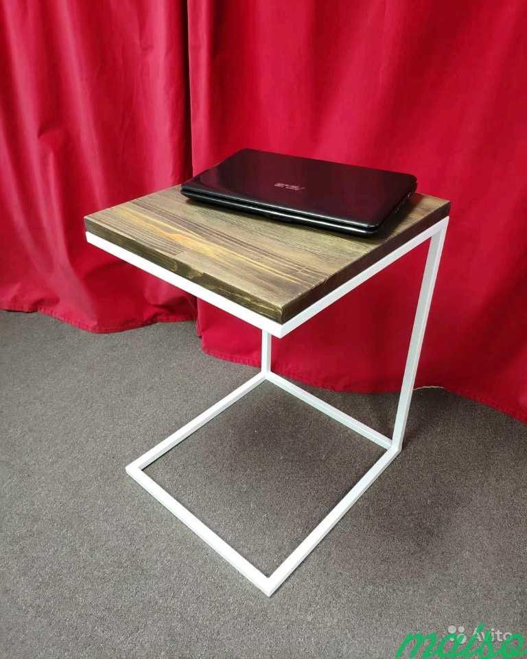 Столик подставка для ноутбука в Лофт (loft) в Москве. Фото 1