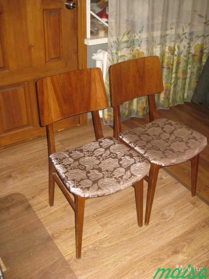 Винтажные стулья из СССР в Москве. Фото 2