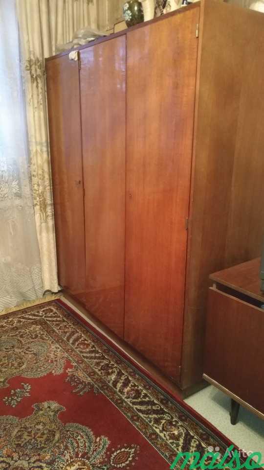 Шкаф 3-х створчатый в Москве. Фото 1