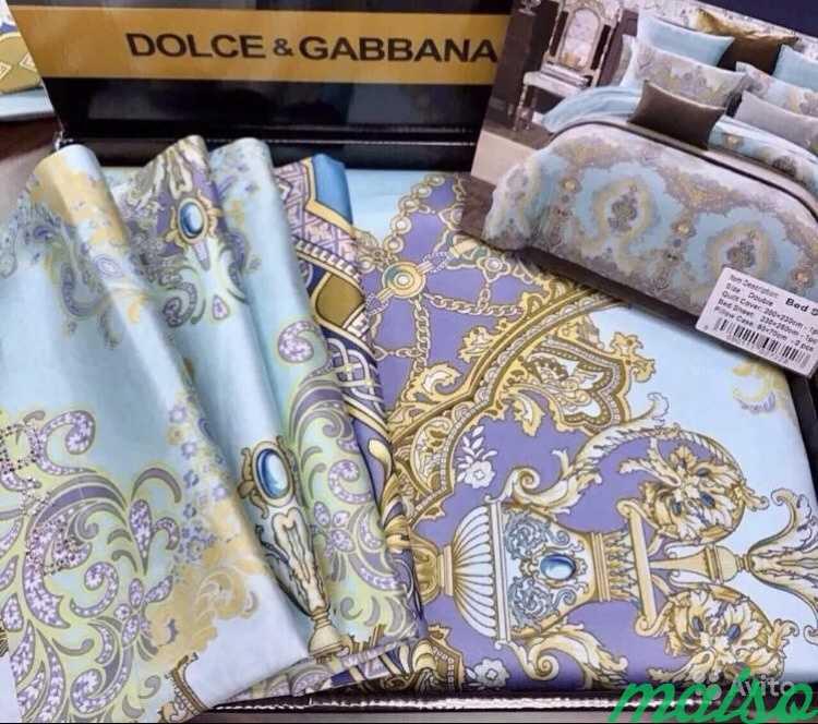 Белье постельное Dolce & Gabbana в Москве. Фото 1
