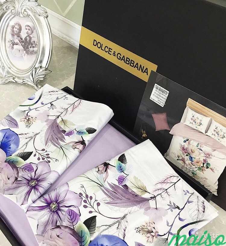 Белье постельное Dolce & Gabbana в Москве. Фото 2