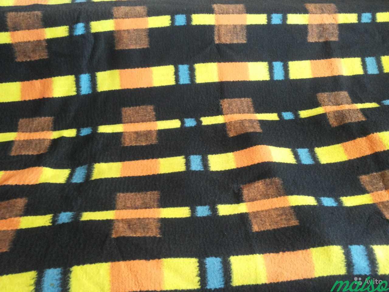 Плед одеяло шерстяной 2 шт в Москве. Фото 3